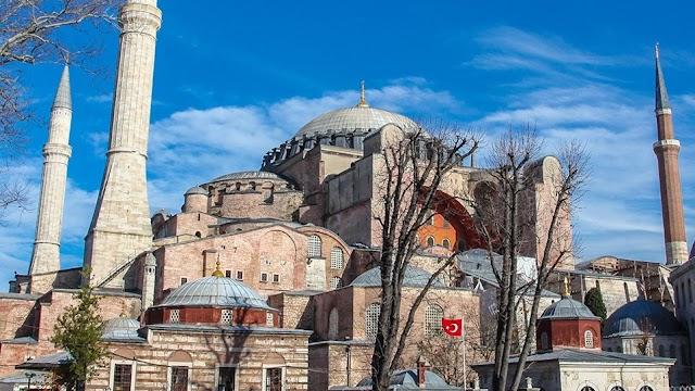 Αγία Σοφία: Ανοίγει ο δρόμος για τη μετατροπή της σε τζαμί με απόφαση του ΣτΕ της Τουρκίας