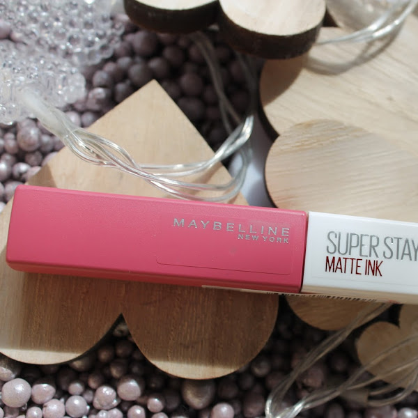 [Review] Maybelline – Super Stay Matte Ink Lippenstift