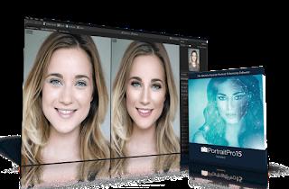 ဓါတ္ပံုေတြကို Professional က်က် Editing ၿပဳလုပ္နိုင္တဲ့ - PortraitPro 15.4.1.0 Full Version