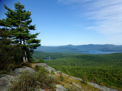 Cat Mountain, Saturday 9/02/2017.  The Saratoga Skier and Hiker, first-hand accounts of adventures in the Adirondacks and beyond, and Gore Mountain ski blog.