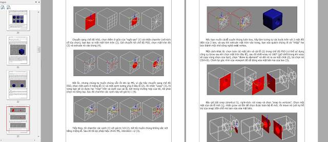 pdf dựng hình nâng cao với polygon trong 3dsmax