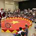 Disfrutan hijos de los colaboradores del Congreso del Estado de gran posada navideña