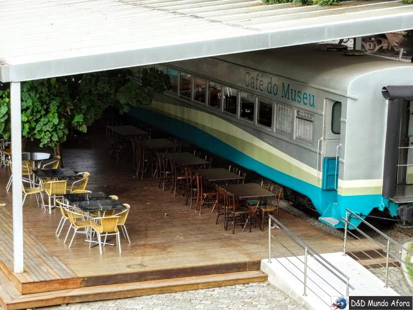O que fazer em Vila Velha (ES) - Museu Vale - Café do Museu
