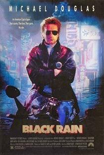 Capa do Filme Chuva Negra