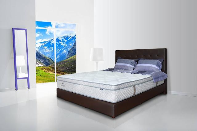 Tidur akan lebih nyaman jika kita menggunakan kasur yang empuk dan juga memiliki kualitas 4 Tipe Spring Bed Murah Berkualitas 2019
