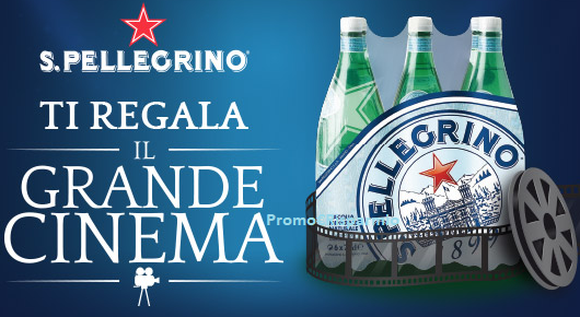 PROMO€RISPARMIO: San Pellegrino ti regala il grande cinema e un ...