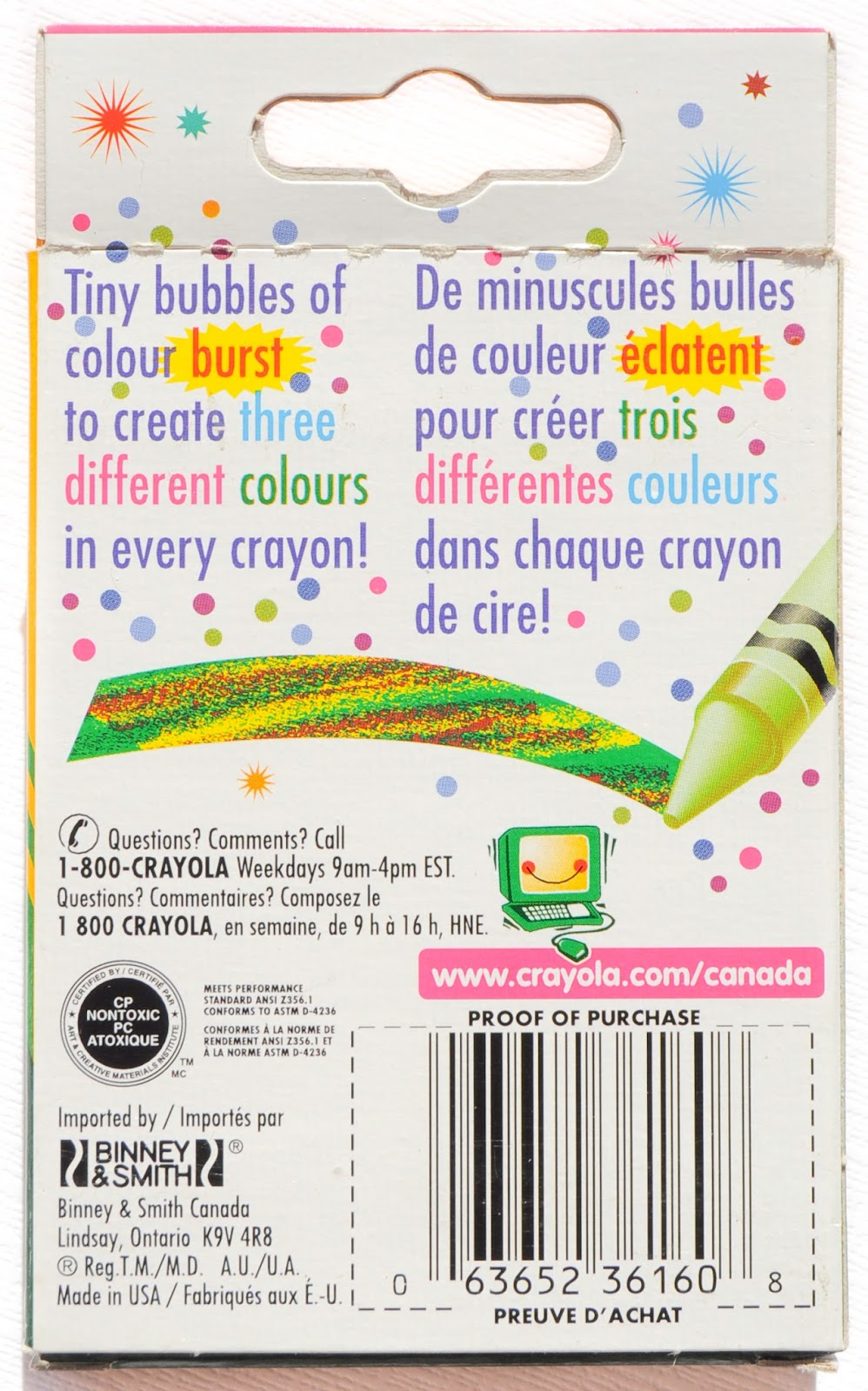 crayola colour bursts and color mix up crayons what u0027s inside the