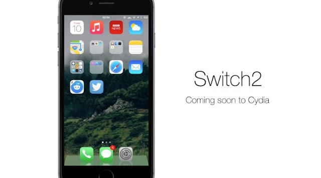 Switch2 bring a fresh view to multitasking iOS