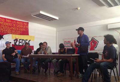 Con éxito se realiza el IV Encuentro Nacional de Organizaciones Revolucionarias