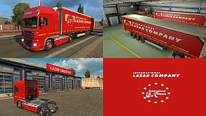 Lazar International Company Pack