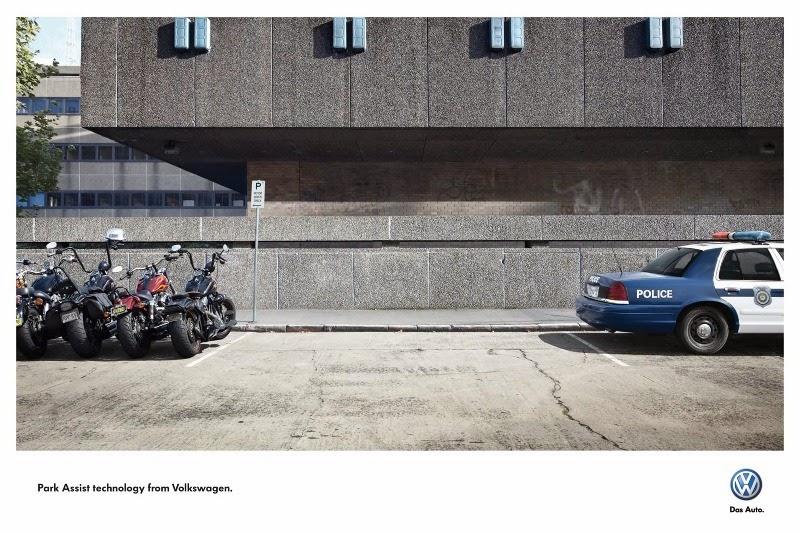 tamerlane 39 s thoughts clever parking assist vw ads. Black Bedroom Furniture Sets. Home Design Ideas