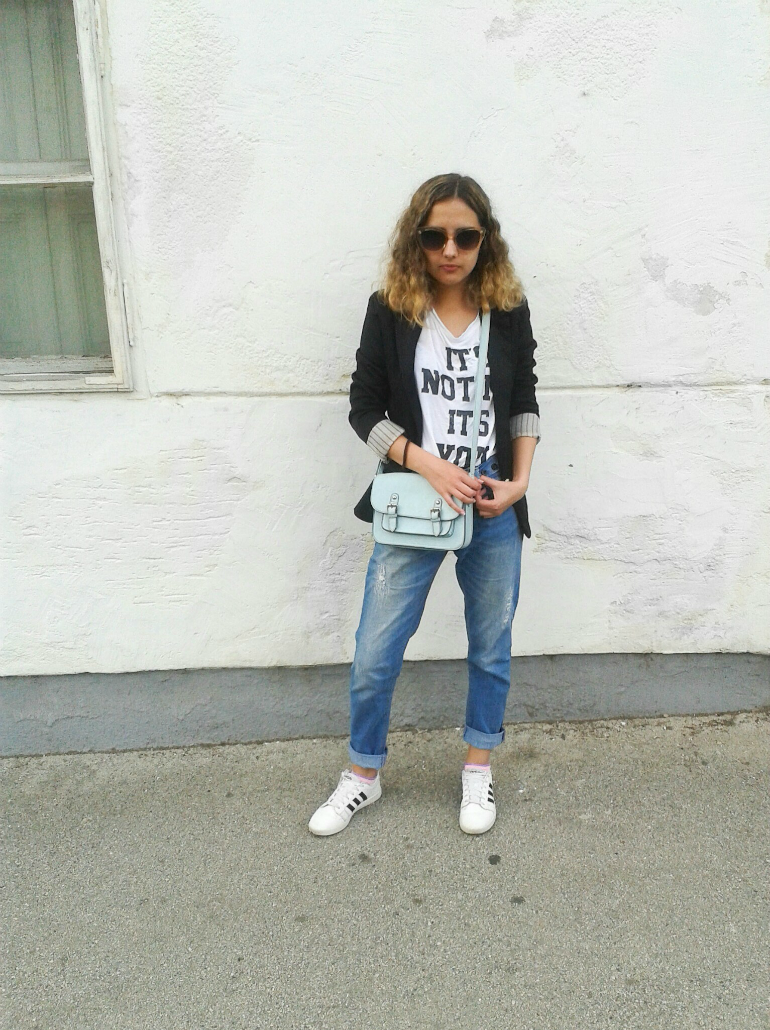 fashion with valentina blog,fashion blogger valentina batrac,teen croatian fashion bloggers,hrvatske fashion modne blogerice,everyday outfits,how to wear boyfriend jeans,casual outfits for school and spring,how to dress for school,spring outfit inspiration