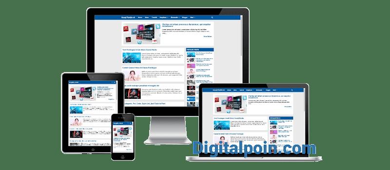 Download Template Premium Kompi Flexible v8 Terbaru