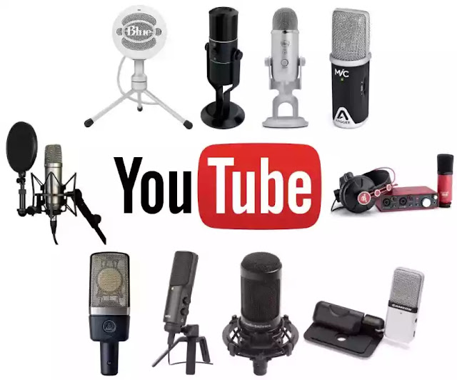 Best mic for vlogger and youtuber by Phonevscell.in