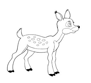 Free Coloring Pages, Animals Clipart, Free Clipart