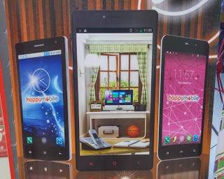 Happy Mobile Magic Touch, 5.5-inch Quad Core For Php5,999