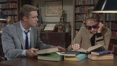 Resultado de imagen de bibliotecas en el cine