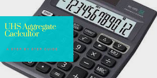 uhs aggregate calculator 2018