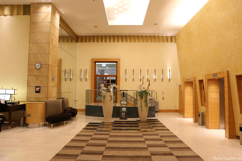 Hilton Budapest City - recenzja hotelu