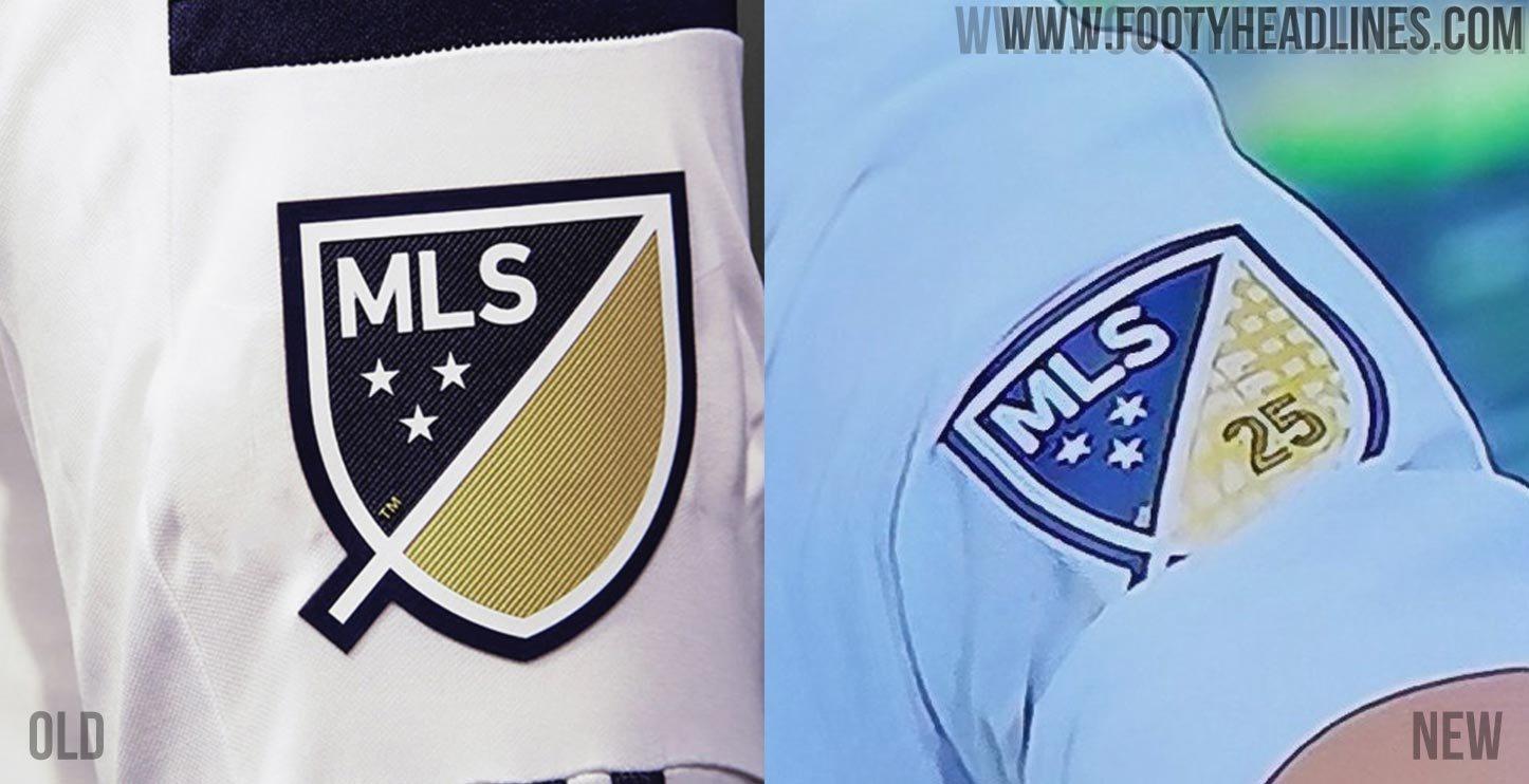 2020 MLS 25th Anniversary Logo + Sleeve Badge Revealed ...