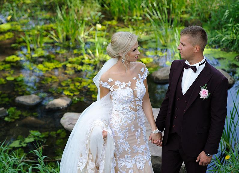 vestuvės Akmenų muziejaus parke