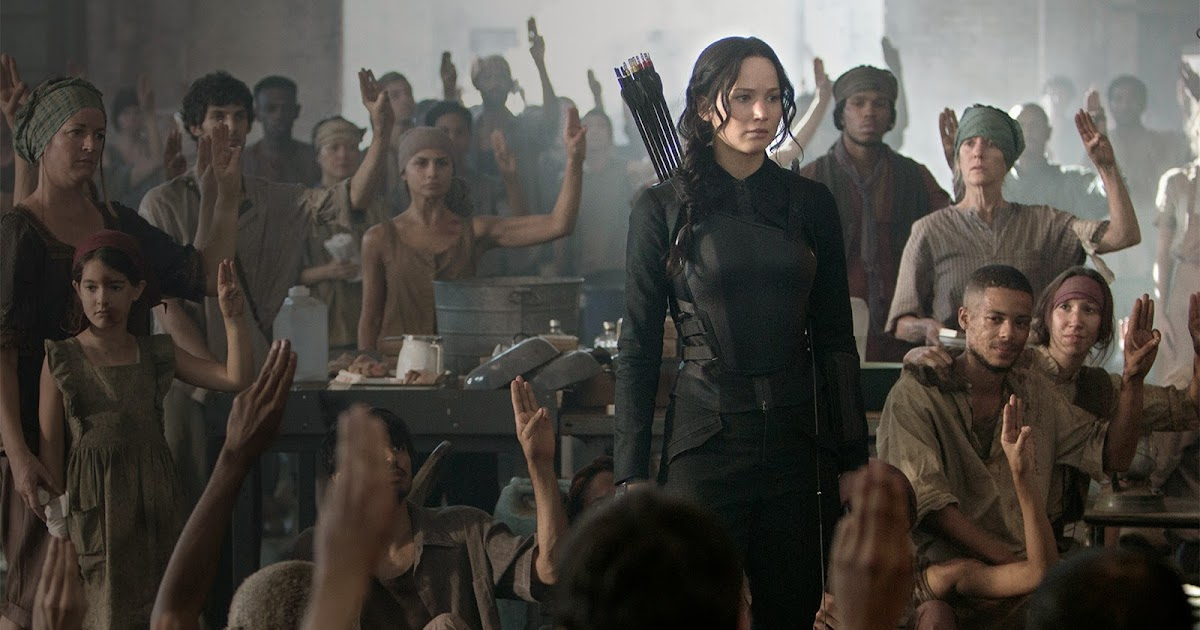 The Hunger Games: Mockingjay, Part 2 by Francis Lawrence ...