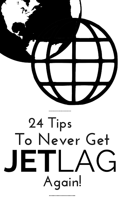 Jet lag is entirely avoidable with some simple measures to take before, during and after your flight to get to your dream travel destination. Just tap here for all the secrets to start your trip the best way with great energy and vitality!