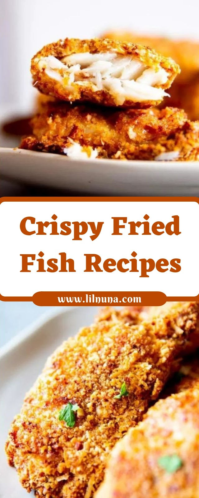 Crispy Fried Fish Recipes
