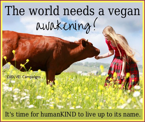 VEGANISM: A TRUTH WHOSE TIME HAS COME: Fact: There's No Health Guarantees with being Vegan