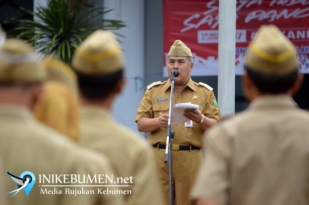 Hadiri Halaqoh Kebangsaan, Bupati Kebumen Izin Cuti Kampanye