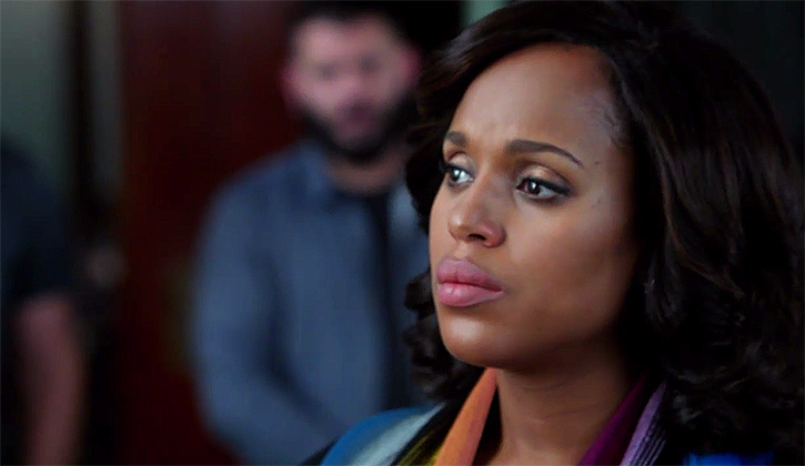 "Scandal - They All Bow Down - Review: ""They Who Stand Behind the Curtain"""