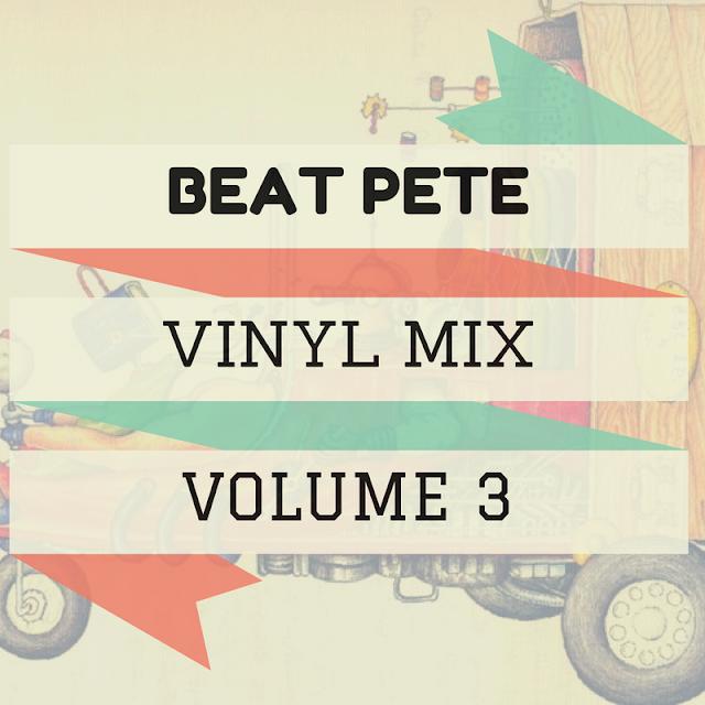"""Beatpete ist ja Dauergast hier im Atomlabor. Hier kommt der DJ Mix """"A Journey Into Sound"""" Volume 3"""