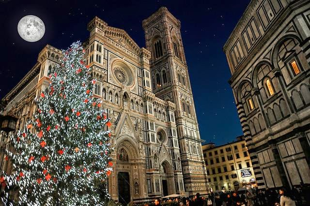 Merry Christmas from florence