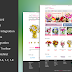 Responsive Magento Theme for Online Flower or Gift Store