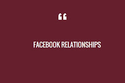Change your relationship status on Facebook?