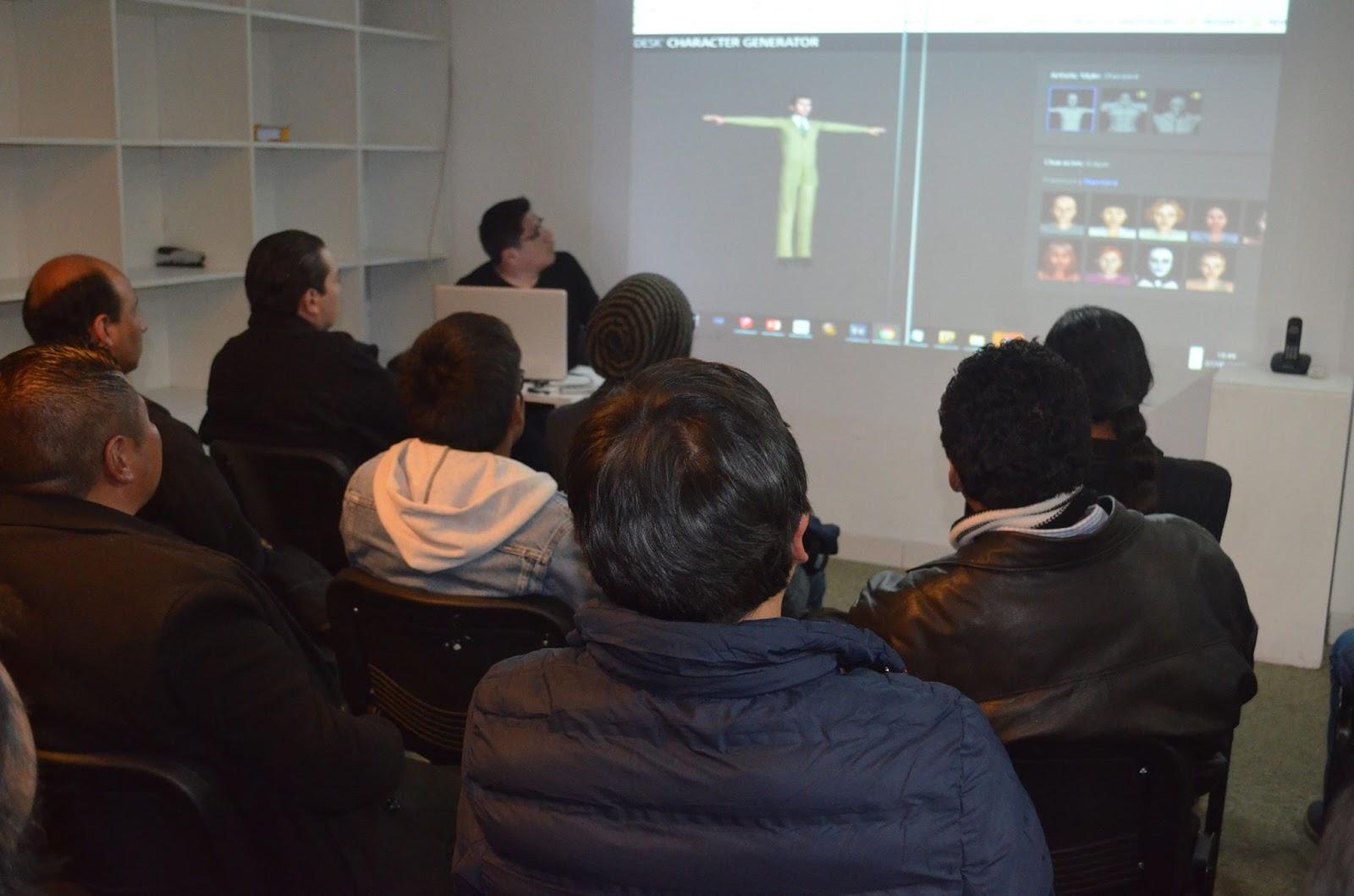 El taller fue calificado por los asistentes como todo un éxito / ALBERTO MEDRANO