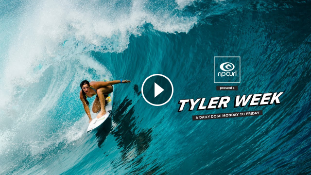 Rip Curl Presents Tyler Wright Week