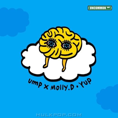 Ump, Molly.D – Yup – Single