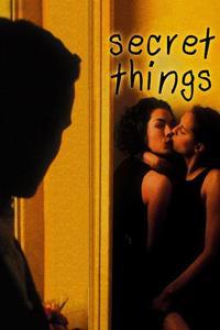 Poster Secret Things