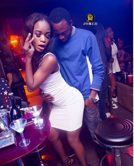 See the Very Naughty Things These Ladies Were Caught Doing in a Nightclub (Photos)