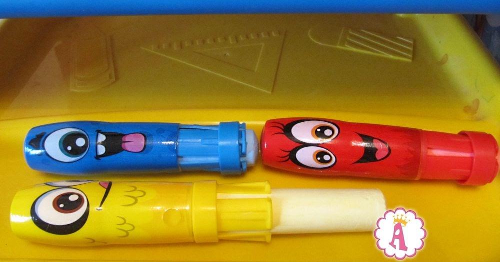 Большие мелки для <b>рисования на</b> асфальте Chalk-a-doos бренд ...
