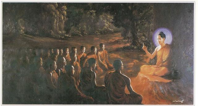 Đạo Phật Nguyên Thủy - Kinh Trung Bộ - Tiểu kinh Sư tử hống