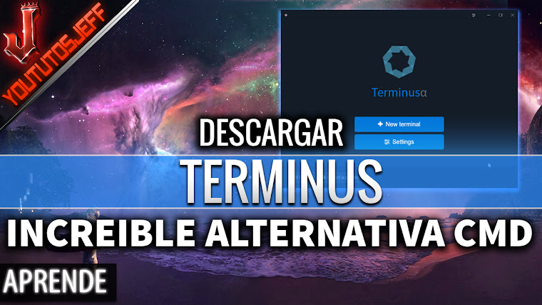 Descargar TERMINUS - Increible alternativa a CMD