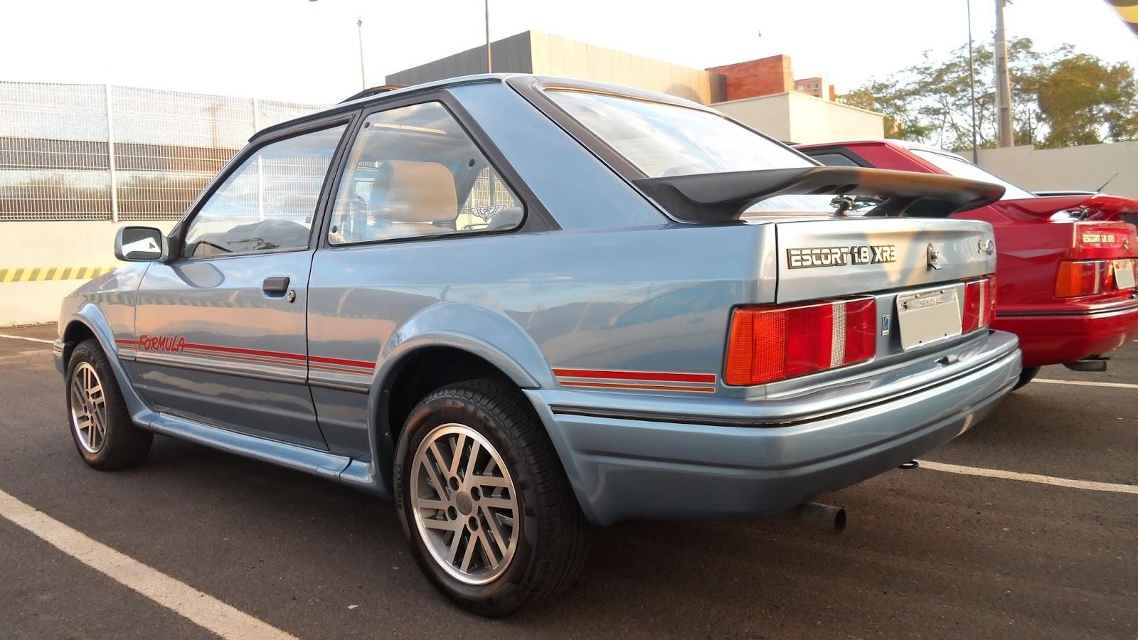 ESCORT XR3 FORMULA 1991