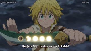 Nanatsu no Taizai Movie – Tenkuu no Torawarebito Subtitle Indonesia