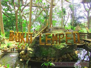 Tempat Wisata Rumah Pohon Bukit Lemped Karangasem