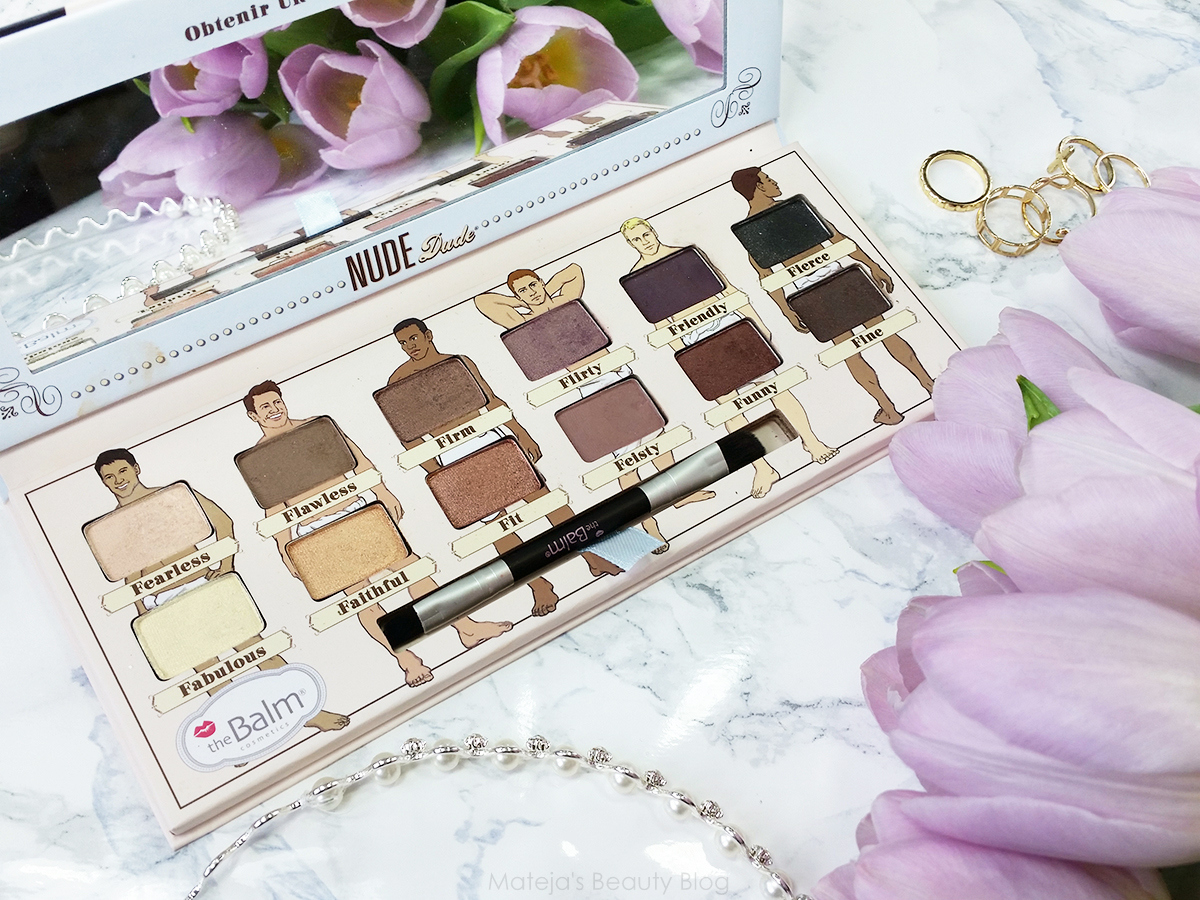 theBalm NUDE dude Eyeshadow Palette - Free Shipping On