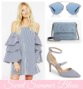 Summer Style Guide Featuring Swimwear, fashion, shoes and accessories for a stylish summer.