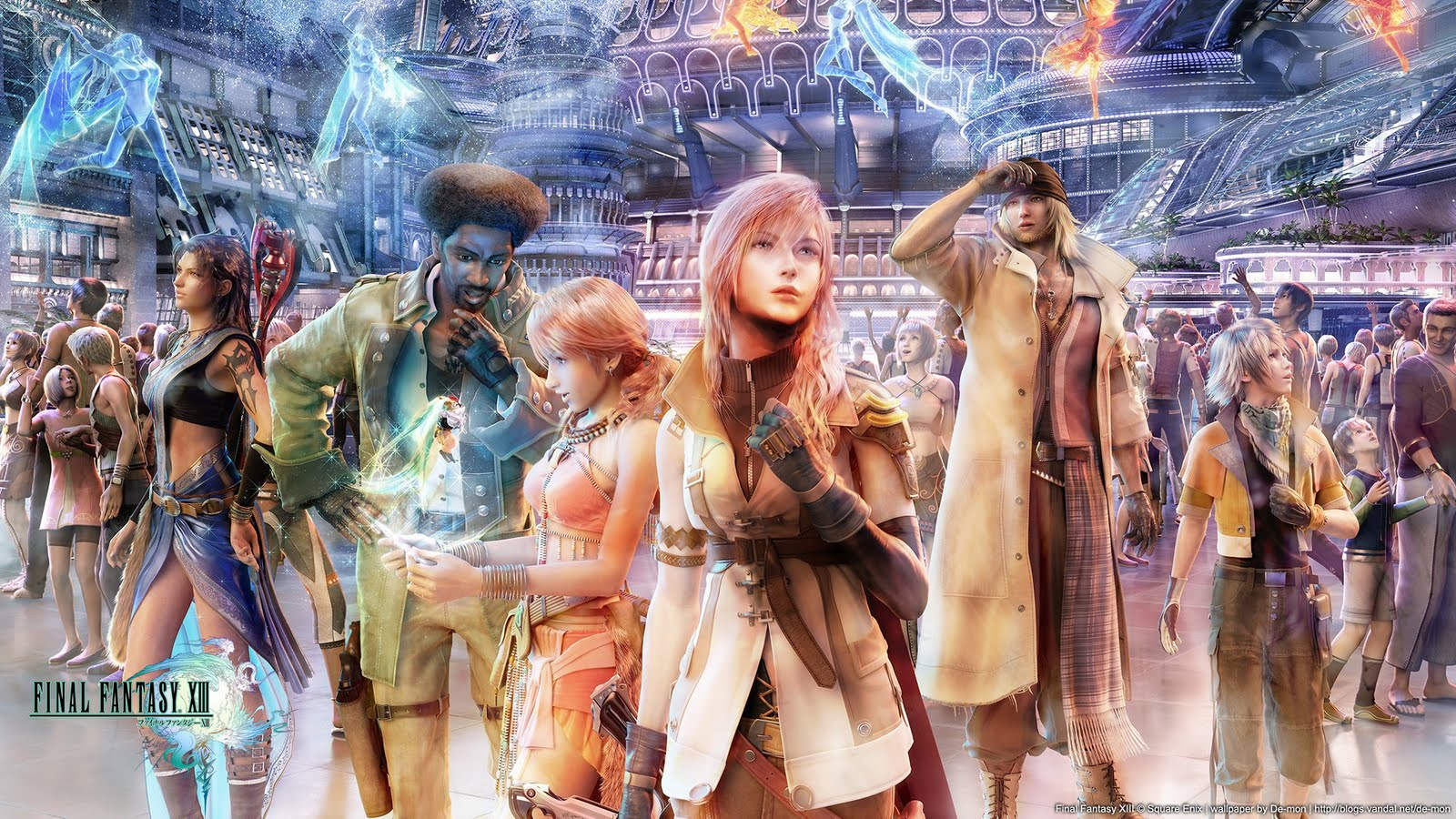 Final Fantasy XIII wallpapers and images - wallpapers