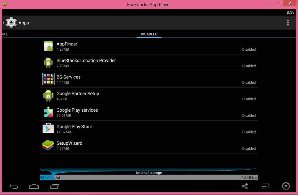 How to Stop Bluestacks from Downloading Apps in Background